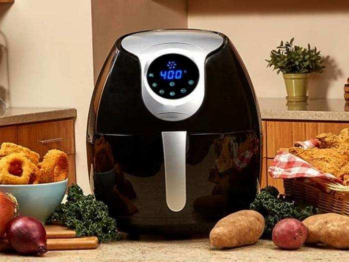 इन Air Fryer से कुछ ही समय में घर बैठे बनाएं हेल्दी स्नैक्स और नाश्ता