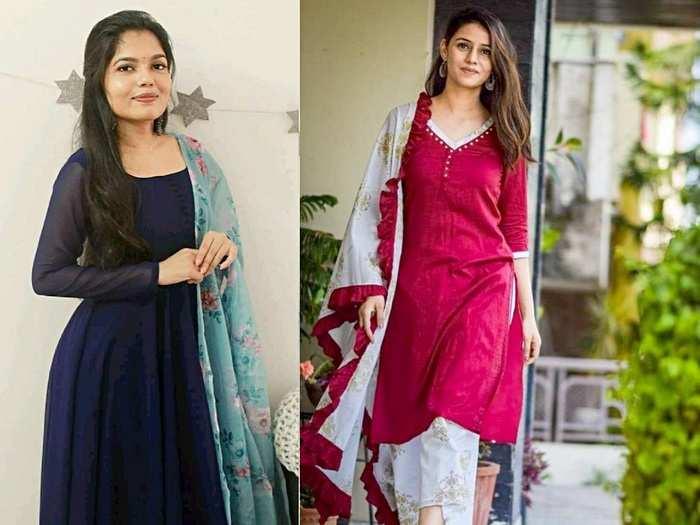 स्पेशल ऑकेजन से लेकर ऑफिस वेयर तक के लिए पर्फेक्ट हैं ये Salwar Suit Set, ₹649 से शुरू हो रही है इनकी रेंज