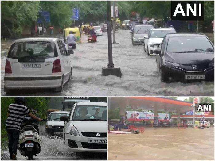 Delhi-Rain-Water
