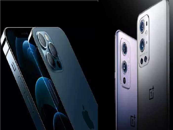 iPhone 11 iPhone 12 OnePlus 9 Redmi Note 10S Amazon Prime Sale