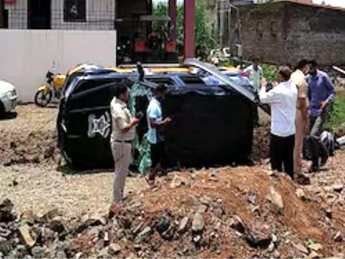 vishwajeet kadam accident