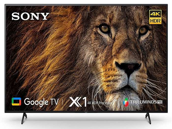 Discount Offers On Sony Bravia 55 inch Smart TV Amazon Sale