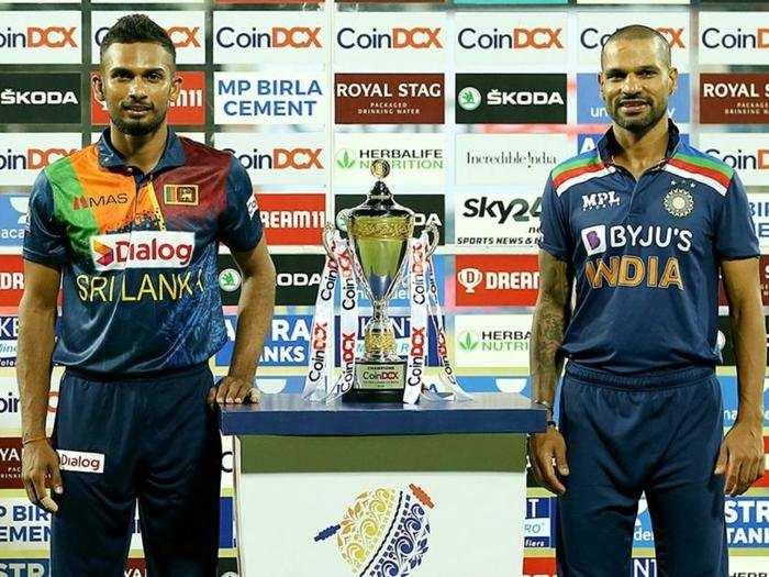 भारताचा श्रीलंका दौरा (सौजन्य-ट्विटर)