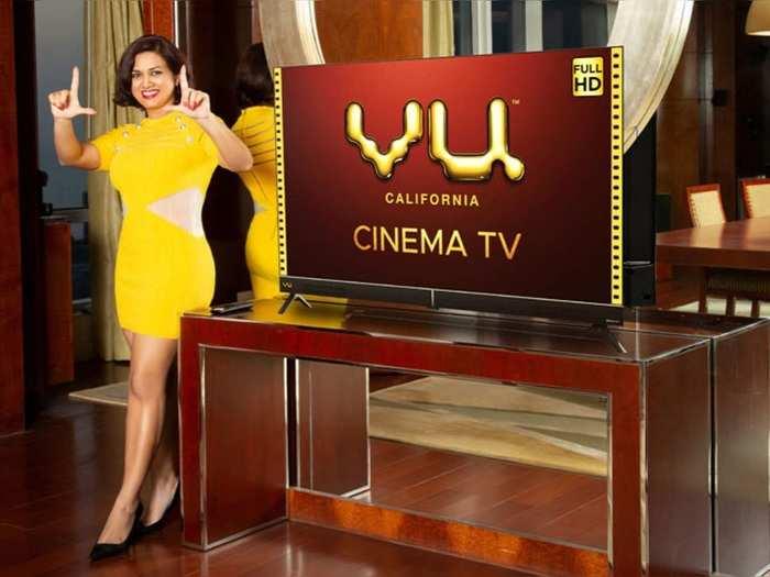 Discount offers on Vu 55 inch 4K Smart TV Amazon Sale