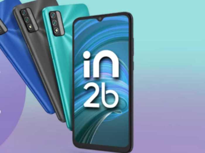 Micromax In 2b mobile