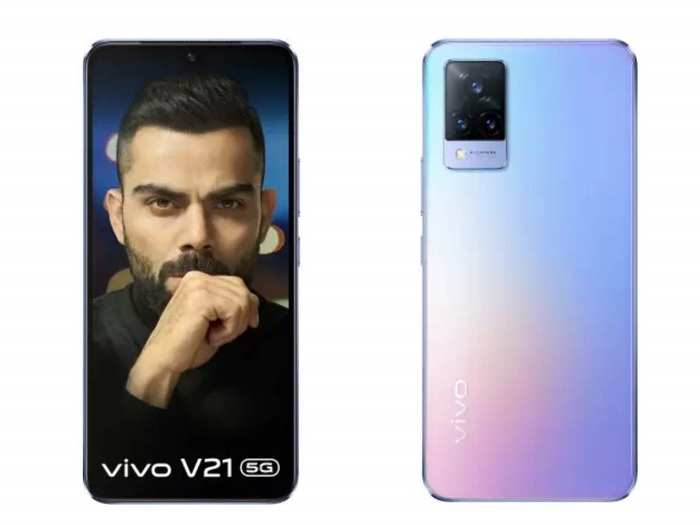 Discount Offers On Vivo Smartphones Amazon Flipkart