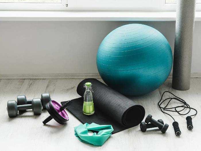मस्कुलर और टोंड बॉडी के लिए अपने होम जिम में शामिल करें यह Gym Accessories