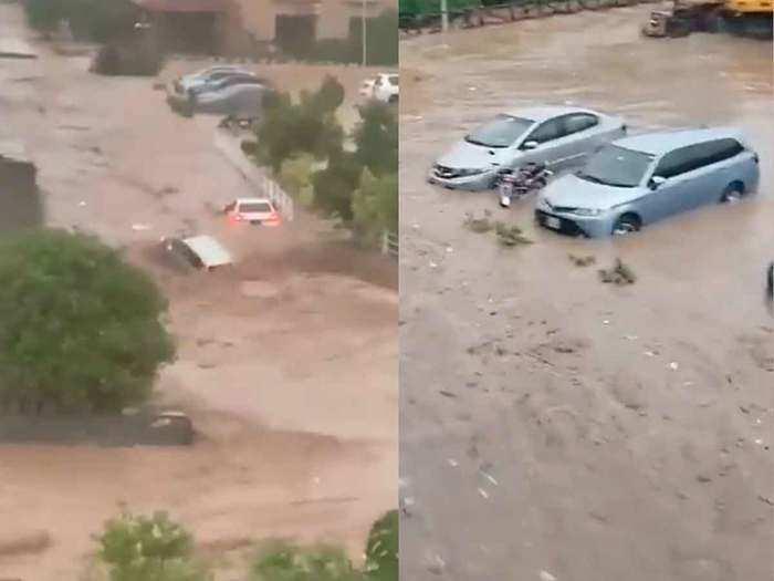 Islamabad Floods