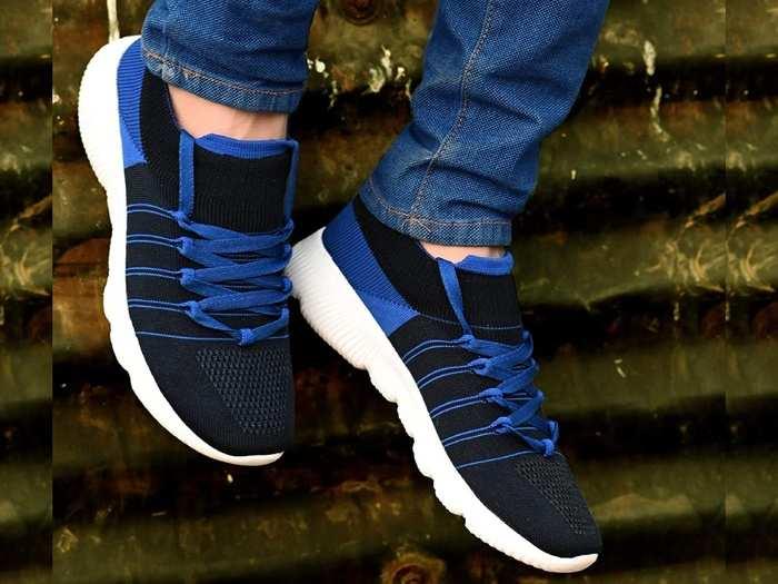 रनिंग, वाकिंग और जॉगिंग के लिए बेस्ट हैं ये Men's Running Shoes, इनपर मिल रही है 45% तक की छूट