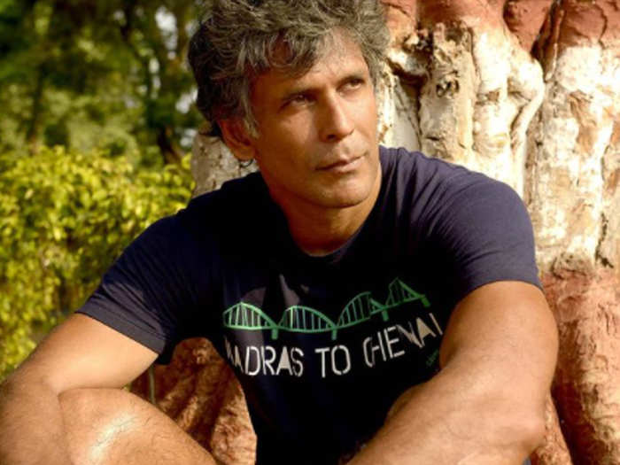 Milind Soman said Wikipedia carries his two birth dates
