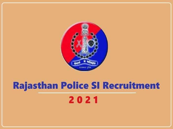 rajasthan police si
