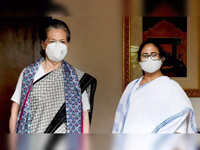 mamata banerjee meets sonia gandhi discusses political situation pegasus