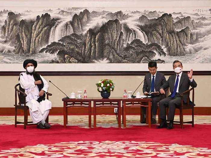 taliban china