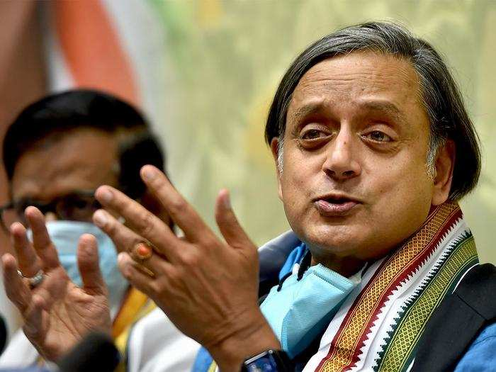 Reduce fuel prices significantly, rationalise GST: Shashi Tharoor