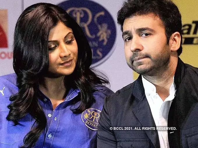 Raj kundra about his complicated relation with shilpa shetty