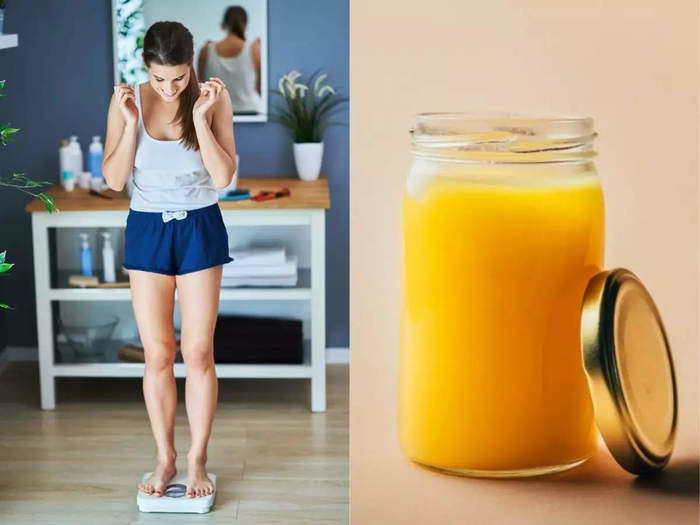 ghee or butter help in pregnancy by reducing weight know the benefits