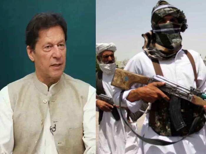 imran khan taliban