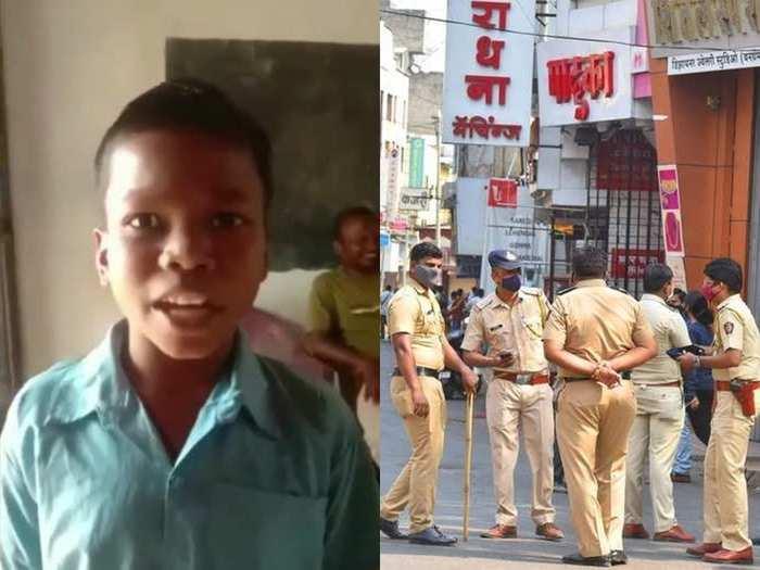 मुंबई पुलिस को याद आया 'बचपन का प्यार', यूजर ने कहा-ये सही था गुरु!
