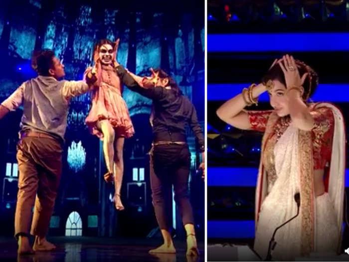 Horror Act on Dance Deewane 3 gives goosebumps