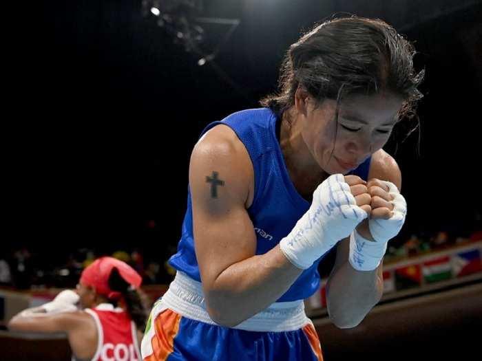 Mary Kom in Tokyo Olympics 2021