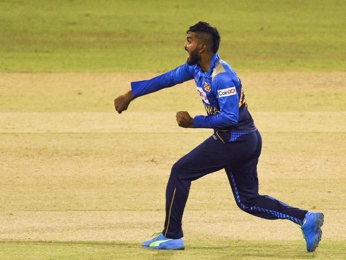 Wanindu Hasaranga IND vs SL T20i