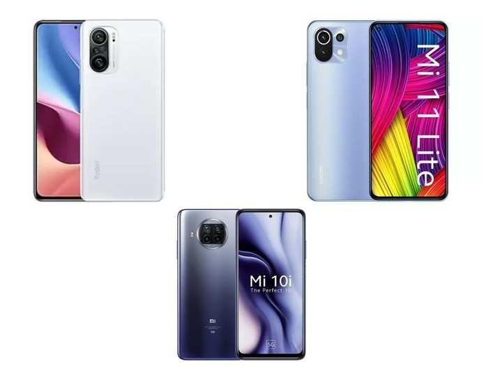 Mi Smartphones Under 30000 Rupees