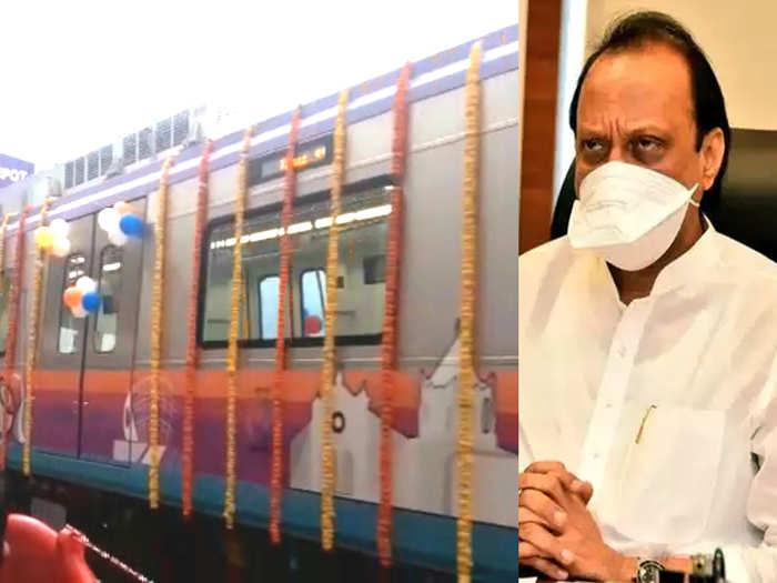 Ajit Pawar on Pune Metro