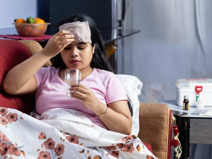 how to preven from cough cold and flu in rainy season
