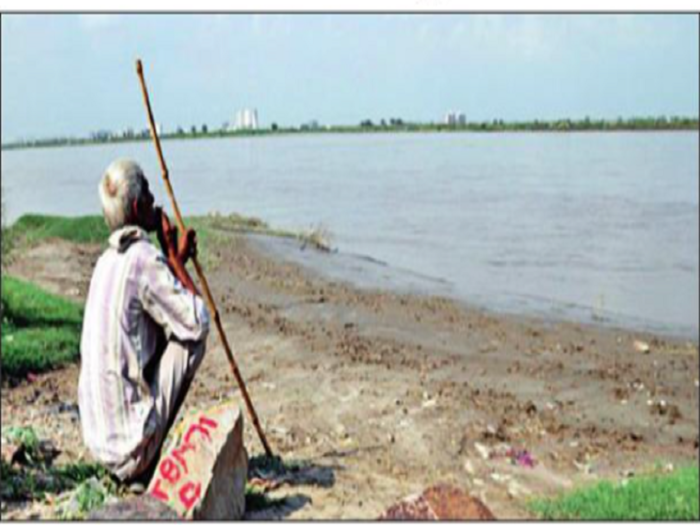 faridabad yamuna water