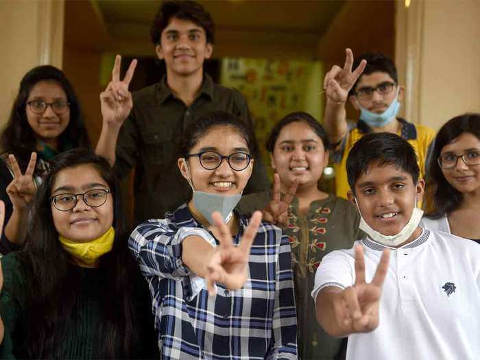 cbse students class 12 result 2021