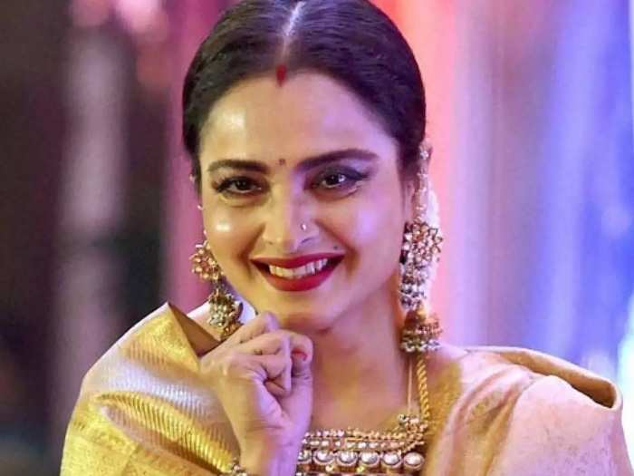 how bollywood actress rekha transformed herself and her beauty secrets