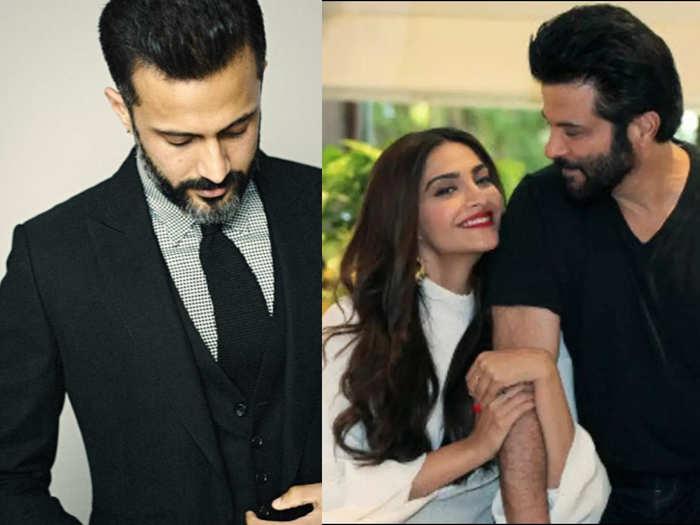 Sonam Kapoor, Anil Kapoor post notes on Anand Ahuja's birthday