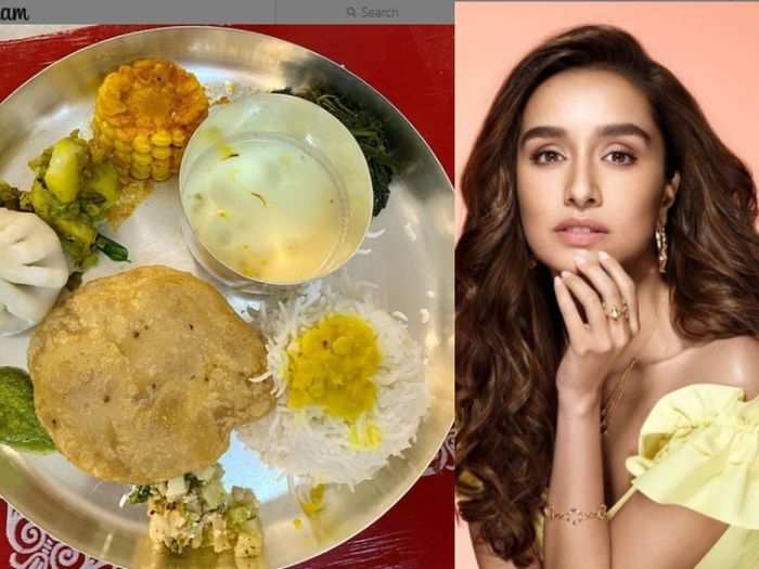 shraddha kapoor completes 2 years of being vegetarian and actress tells health benefits of vegetarian diet