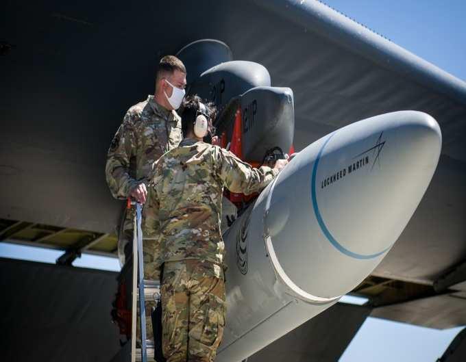 USAF Missle 011
