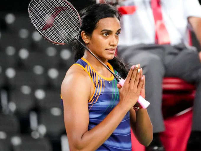 PV Sindhu said after confirming the medal, did not make mistakes, so could beat Yamaguchi