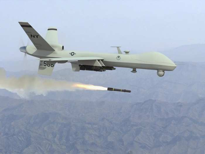 US MQ9 Drone