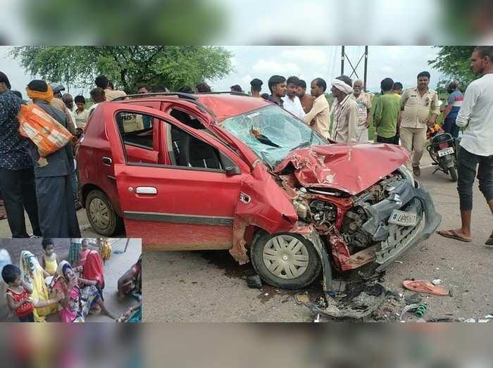 हमीरपुर में 3 घंटे के अंदर रोड एक्सीडेंट में 4 लोगों की मौत, कई अन्य घायल