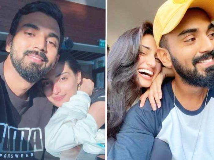 sunil shetty daughter athiya shetty wore her boyfriend and indian cricketer kl rahul clothes