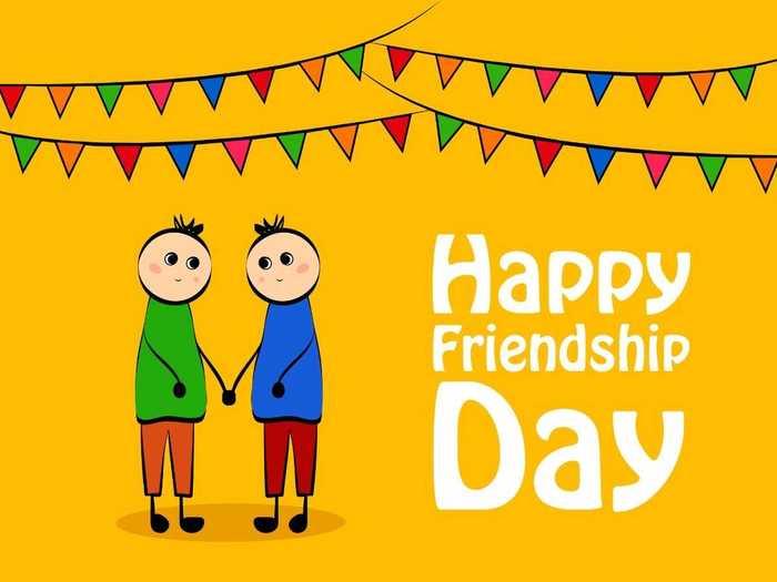 Happy Friendship Day 2021.
