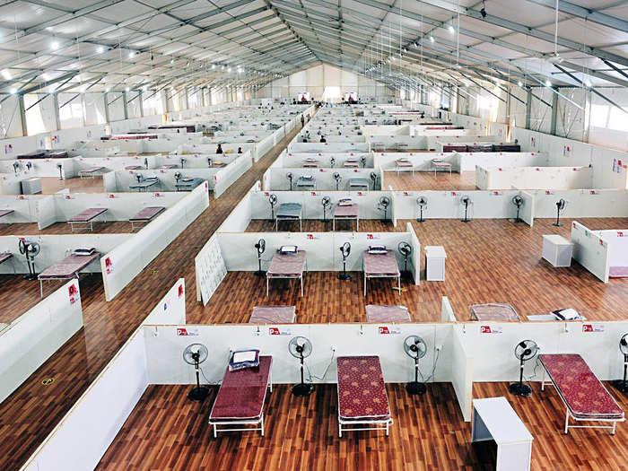 MUMBAI COVID CENTER