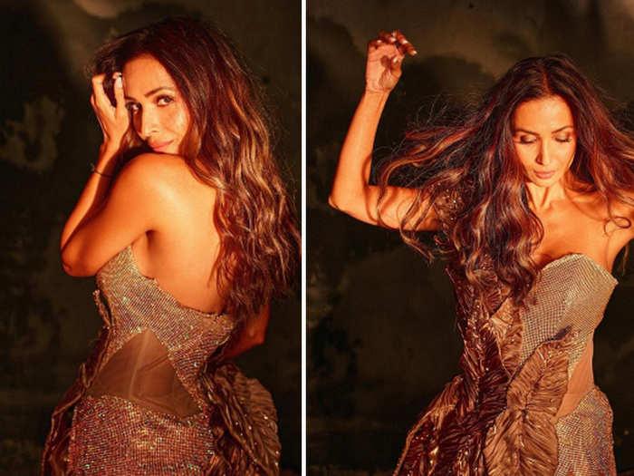 Malaika Arora Shares Photos From Supermodel of the Year 2 Promo Shoot