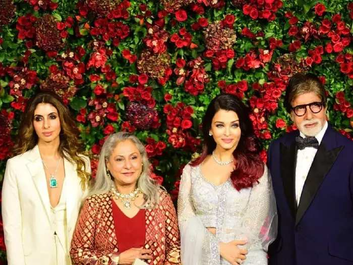 bachchan family was upset with aishwarya rai because of her on screen bold outfits according to reports