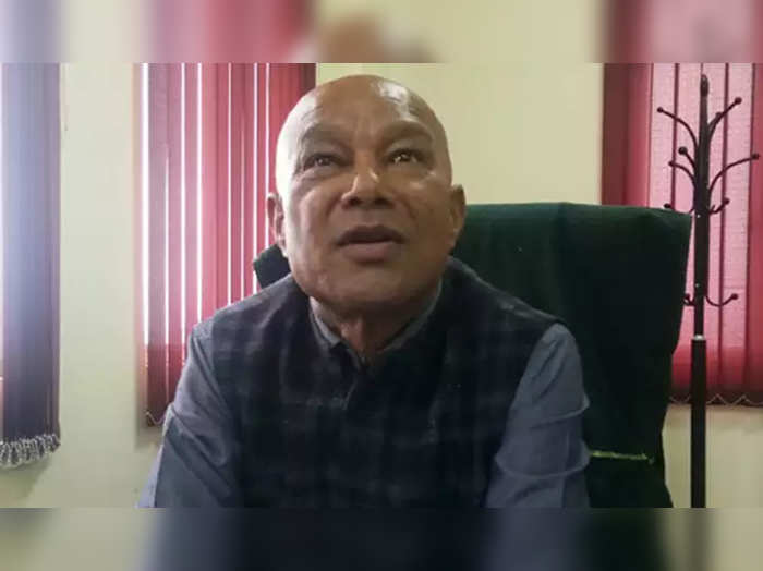 eat more beef than chicken mutton fish says bjp minister in the meghalaya sanbor shullai