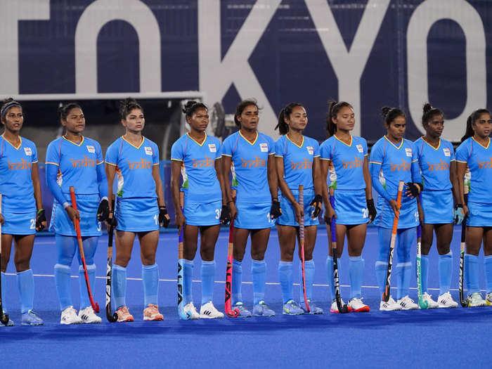 indian women hockey team 1