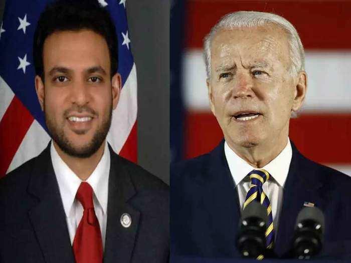 Joe Biden Indian American Muslim