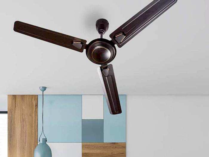 आपके घर के डेकोर से मैच करके फास्ट स्पीड की हवा लाते हैं ये 3 Blade ceiling fan