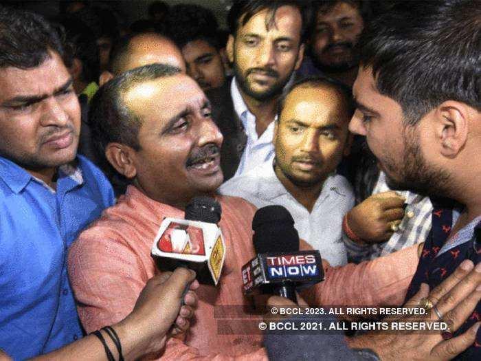 കുൽദീപ് സിങ് സെൻഗാർ. Photo: BCCL
