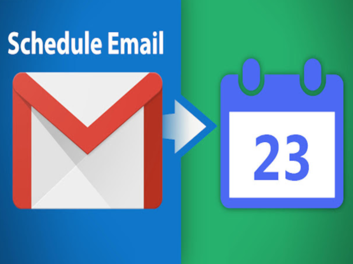 How to Schedule an Email