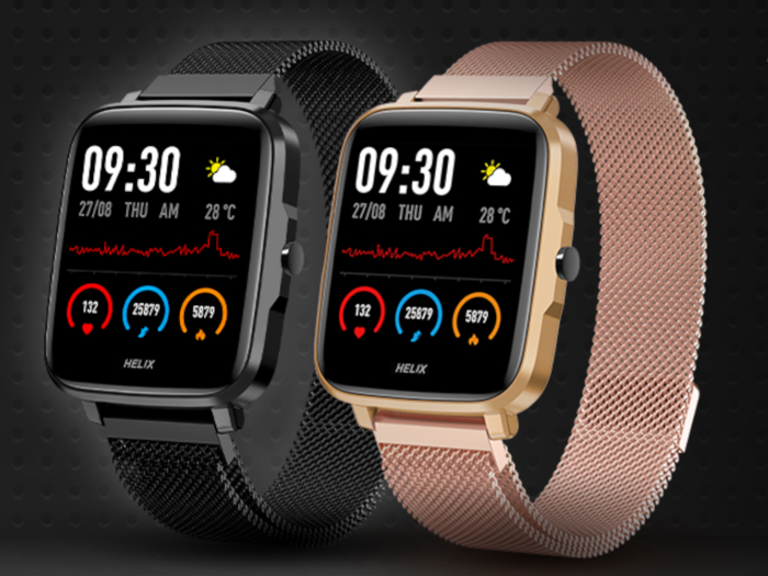 Timex's Helix Smart 2.0 Smartwatch