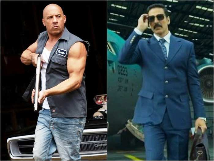 Bell Bottom vs Fast and Furious 9